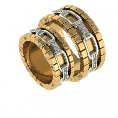 Восковка кольцо 9824