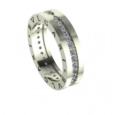 Восковка кольцо 9831