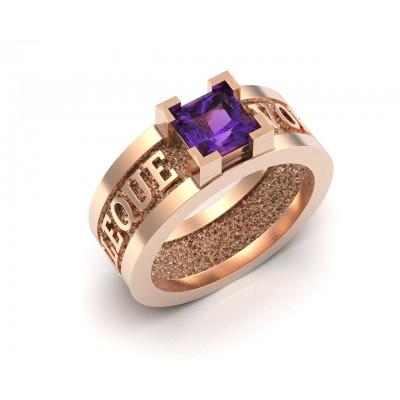 Восковка кольцо 9846