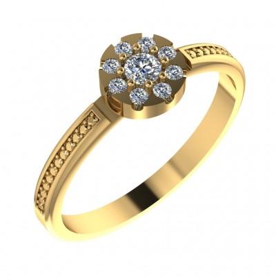 Восковка кольцо 9851