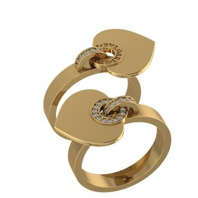 Восковка кольцо 9852