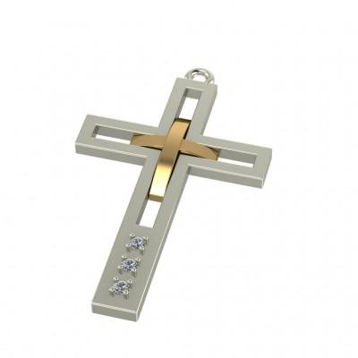 Восковка крест 9855