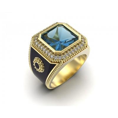Восковка кольцо 9864