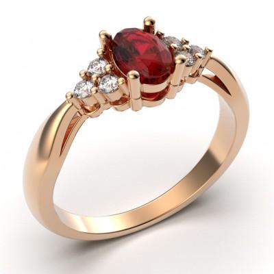 Восковка кольцо 9892