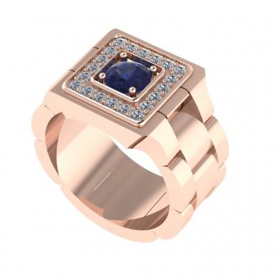 Восковка кольцо 9896