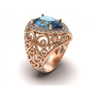 Восковка кольцо 9930