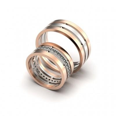 Восковка кольцо 9976