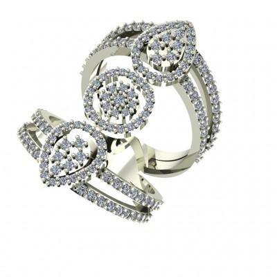 Восковка кольцо 9981