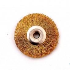 Крацовка латунная б/д D 22 mm