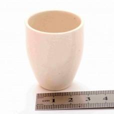 Тигель фарфоровый № 5 D 30 mm x H 40 mm