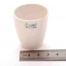 Тигель фарфоровый 25 ml D 35 mm x H 40 mm