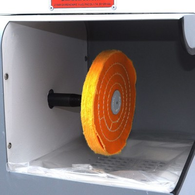 Плотный полировальный круг USA D = 150mm.
