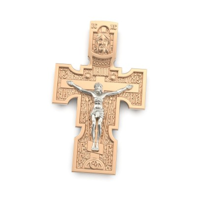Восковка крест И10394