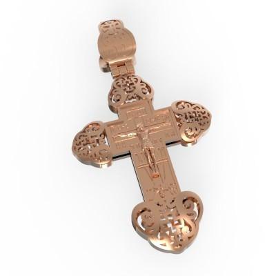 Восковка крест И1202