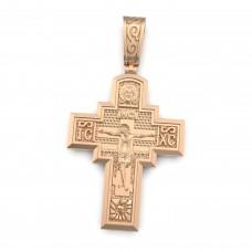 Восковка крест И1676